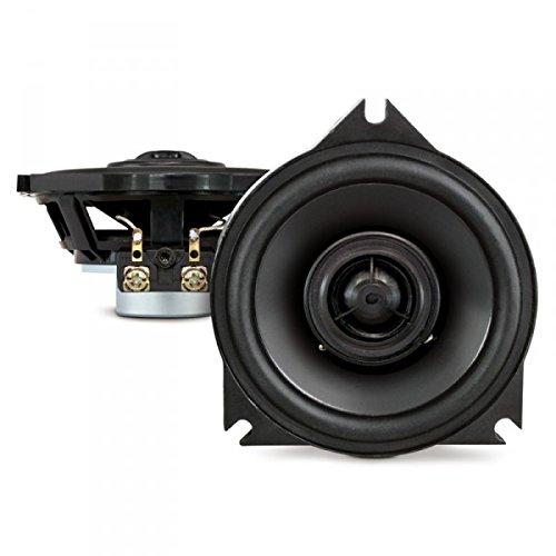 AMPIRE-10cm-2-Wege-Coaxial-Lautsprecher-fr-BMW-Fahrzeuge-BMW-C1