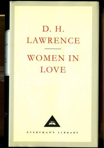 Women In Love (Everyman's Library Classics)