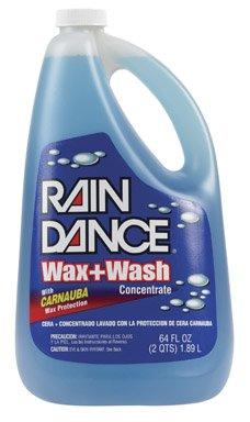Rain Dance - Wax & Wash Concentrate with Carnauba, 64 oz. (02064) [Misc.]