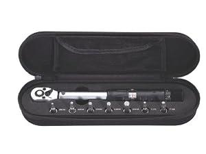 BBB TorqueSet BTL-73 Kit clé dynamométrique Noir / Argent 2-14 Nm