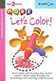 img - for Shinobu Akaishi: More Let's Color! (Paperback); 2006 Edition book / textbook / text book
