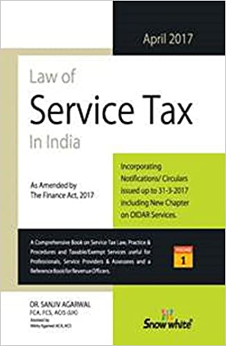 Law of Service tax