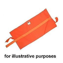 Matthews Cordura 35 lb. Sandbag, Color: Orange