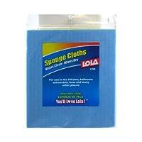 Lola 2 Sponge Cloths