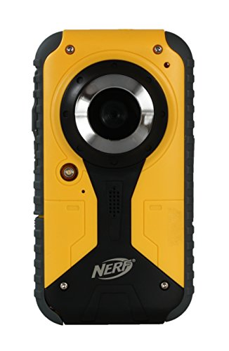 Nerf Pocket Camcorder - Yellow (38056)