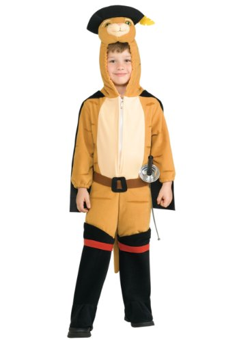 Shrek Child's Deluxe Costume, Puss 'N Boots Costume