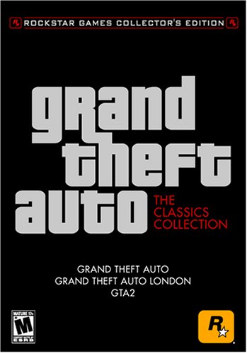 Grand Theft Auto Classics Collection (Grand Theft