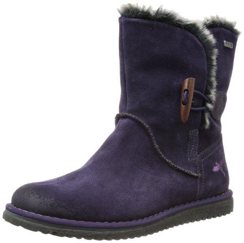 Tamaris Womens Tamaris-ACTIVE Schlupfstiefel Purple Violett (PLUM 557) Size: 6.5 (40 EU)