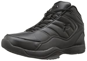Fila Men's Breakaway 4 Basketball Shoe,Black/Black/Black,9 M US