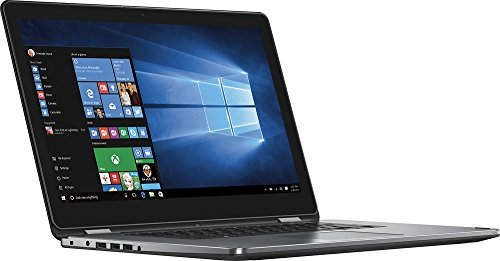Dell Inspiron I7568 15.6 Inches 2-in-1 Convertible Full HD Touchscreen Laptop or...