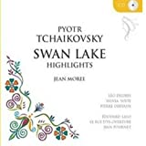 img - for SWAN LAKE HIGHLIGHTS ETC/ JEAN MOREL by PETER ILYICH TCHAIKOVSKY/ LEO DELIBES/ EDOUARD LALO [Korean Imported] (2012) book / textbook / text book