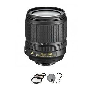 Nikon 18-105mm f/3.5-5.6 AF-S DX VR ED Nikkor Lens for Nikon Digital SLR Cameras
