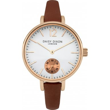 daisy-dixon-womens-grace-brown-leather-strap-white-dial-dd026trg