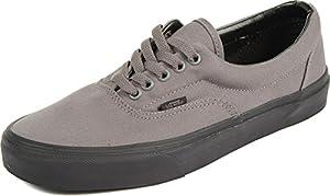Vans Unisex Era Gargoyle/Black Sole Skate Shoe 10.5 Men US / 12 Women US