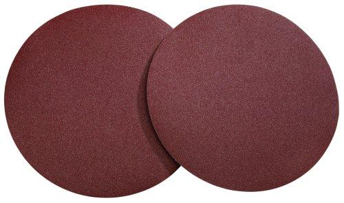 Woodstock D1335 12-Inch Diameter PSA 60 Grit Aluminum Oxide Sanding Disc 2-PackB0000DD0HW : image