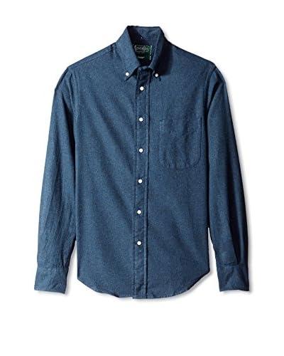 Gitman Vintage Men's Long Sleeve Button Down Shirt