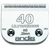 Andis Pet Size-40 Ultra Edge Detachable Blade (64076)