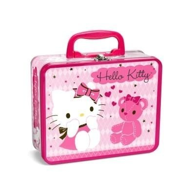 Hello Kitty  Teddy Bear 100 Piece Puzzle in Lunch