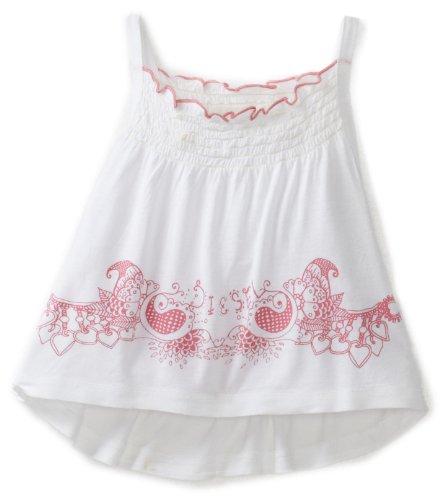 DIESEL Baby Girl's Girl Vest Top Vest
