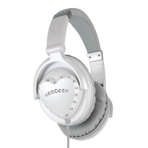 Vestax HMX-1 WHITE MAYUMI Collaborationの写真01。おしゃれなヘッドホンをおすすめ-HEADMAN(ヘッドマン)-