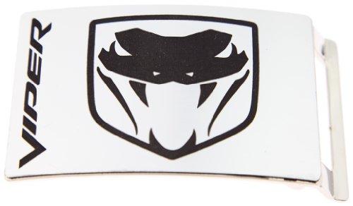 dodge-viper-logo-plata-color-cepillado-metal-producto-oficial-de-la-hebilla-de-cinturon