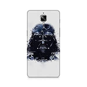 Ebby Illustrated Darth Vader Premium Printed Case For OnePlus Three