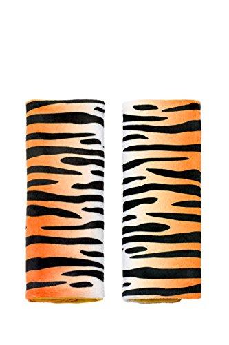 Benbat Seat Belt Pals Pads, Tiger