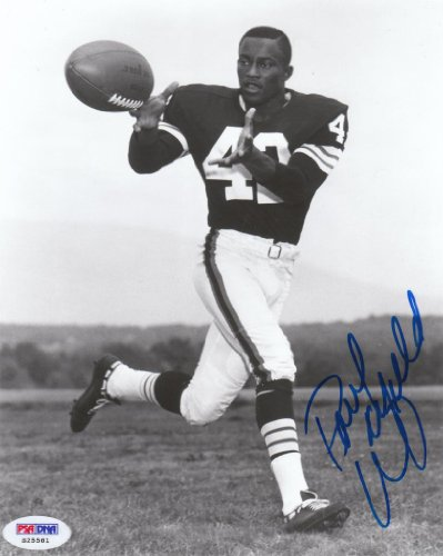 Cleveland Browns Paul Warfield Autographed Photo Authenticated by PSA/DNA S25581 at Amazon.com