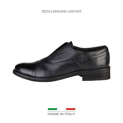 Scarpe Made In Italia ROBERTO_NERO_44
