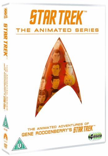 Star Trek: The Animated Series [DVD]