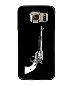 SAMSUNG GALAXY S6 BACK COVER CASE BY instyler