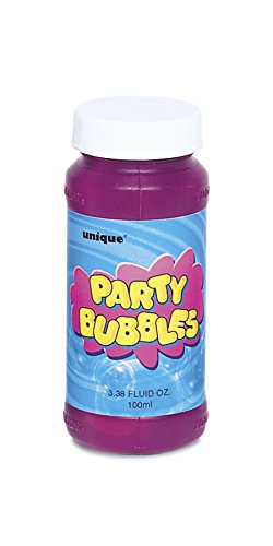 Partygram 97062 Botellas pompas 118ml