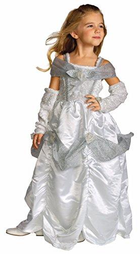 Rubie's Child's Snow Queen Costume, White, Medium