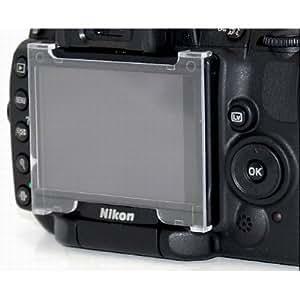 優良JJC製 Nikon ニコン D5000 専用 液晶保護カバー