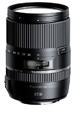 Tamron AFB016N700 16-300 F/3.5-6.3 Di II VC PZD Macro 16-300mm IS Interchangeable Lens for Nikon Cameras