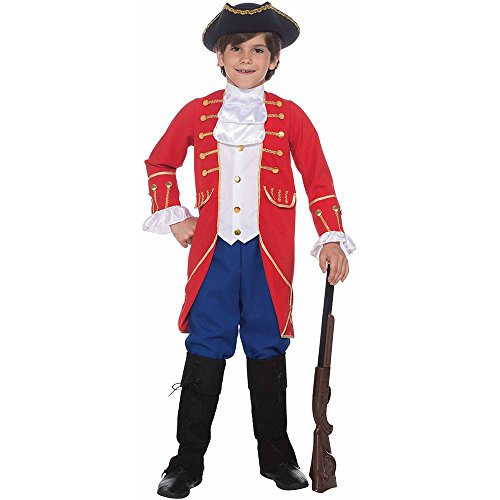 Founding Father Colonial Kids Costume
