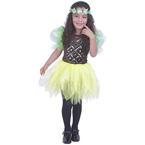Child's Toddler Woodland Fairy Halloween Costume (2-4T)