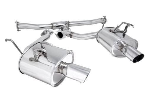 Megan Racing Catback Exhaust 06-09 AP2 Honda