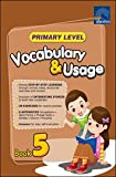 Primary Level Vocabulary & Usage book - 5 (Sap)