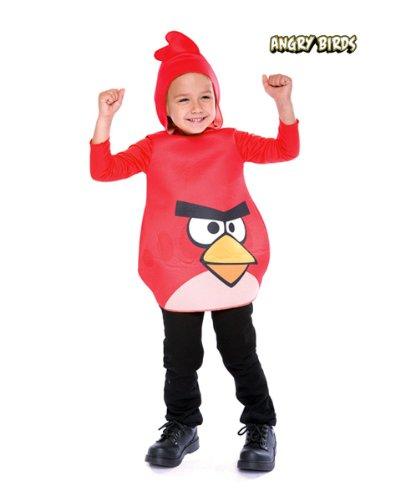 Новогодний костюм angry birds