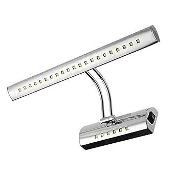 Croled lampe ampoule 6w 5050smd 27 leds blanc salle de - Spot salle de bain avec interrupteur ...