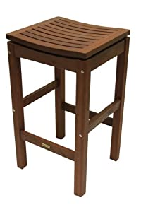 Patio Pub Height Super Stool, 2 pack by Outdoor Interiors