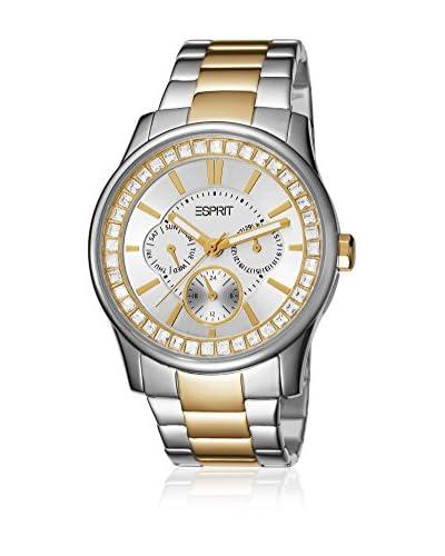 Esprit Reloj con movimiento japonés Woman Plateado 40 mm