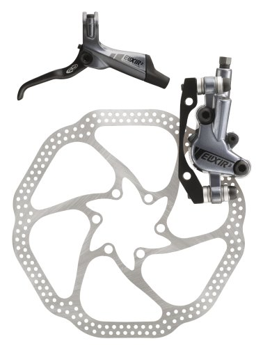 Buy Low Price Avid Elixir 3 Rear Disc Brake with Right Lever (160mm HS1 Rotor, 1600mm Hose) (AVEX37802)