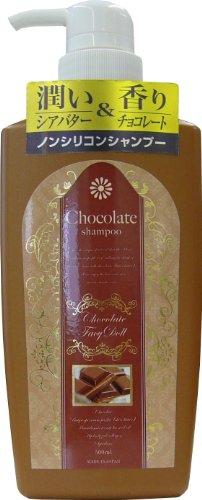 ファスィドール チョコレートシャンプー 500ml