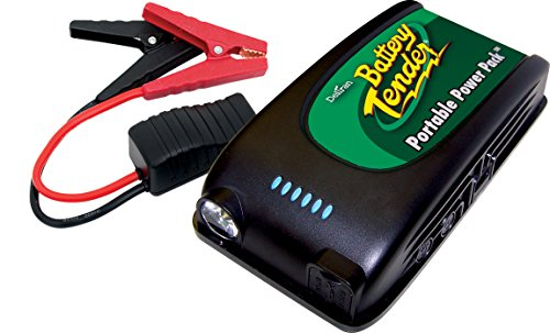 Battery Tender 400Amp 12V Lithium Jump Starter and Portable Power Pack 030-0001-WH (Lithium Jump Starter Battery compare prices)