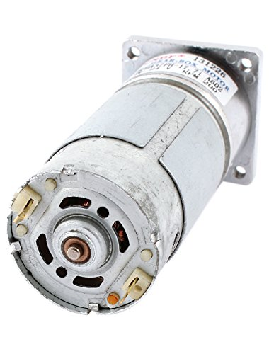114mm long 6mm dia shaft dc 24v 200rpm output speed geared for How long does the nutribullet motor last