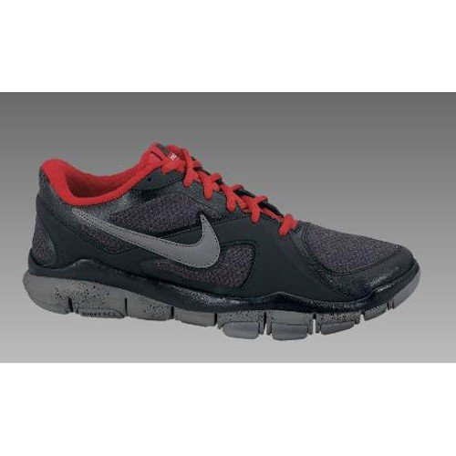 brand new 0cd23 e3076 Nike FREE TR 2 WINTER 441365-060 Black Red 10.5 Medium