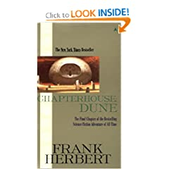 Chapterhouse: Dune (Dune Chronicles, Book 6) by Frank Herbert