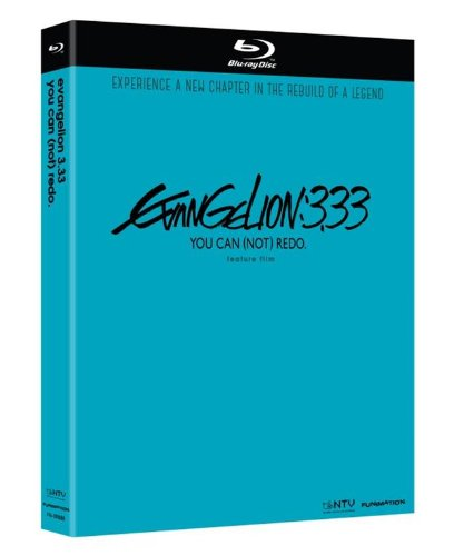 Evangelion 3.33: You Can  Redo [Blu-ray]